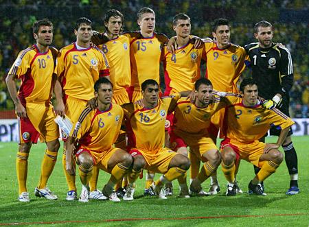 Rumania fue penúltimo lugar de su grupo, únicamente por arriba de  las Islas Feroe.