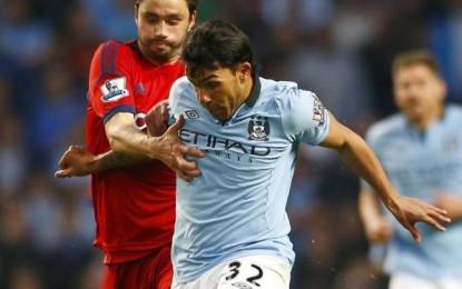 Manchester City aseguró un lugar en la próxima Champions League