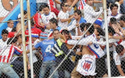 ¡Le suspenden estadio Nacional a Olimpia!