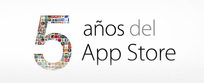 5 Años App Strore