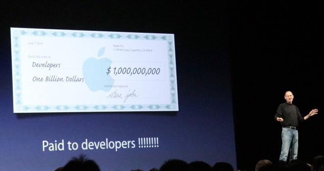 Apple Cheque Desarrolladores