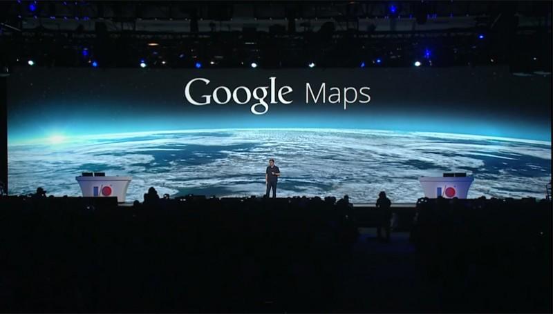 Google-Maps 2013