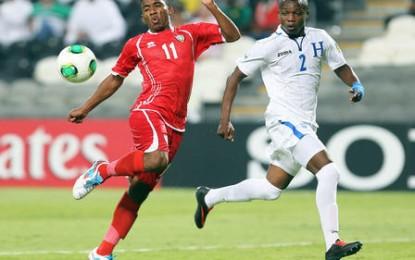 Honduras gana 2-1 a Emiratos en Mundial Sub 17