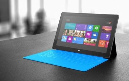Microsoft suspende la actualización de Windows RT 8.1 y la baja de su tienda en línea
