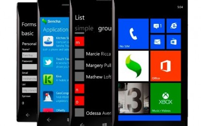 Windows Phone rebasa a iOS en 19 países