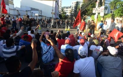 """EUA llama a resolver disputas electorales en Honduras """"pacíficamente"""""""