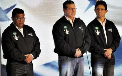 TSE de Honduras confirma que última tendencia escrutada es irreversible