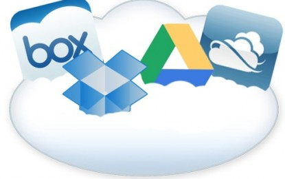 Google decide destrozar a Dropbox y Box