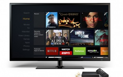 Amazon presenta Fire TV