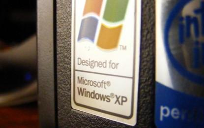 A partir de hoy Microsoft ya no entrega más soporte técnico a Windows XP