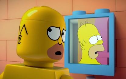 Capítulo de Los Simpsons en versión LEGO