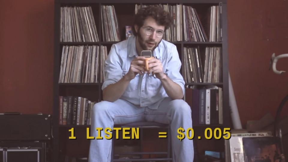 Spotify retira álbum de disco silencioso que consiguió 20 mil dólares
