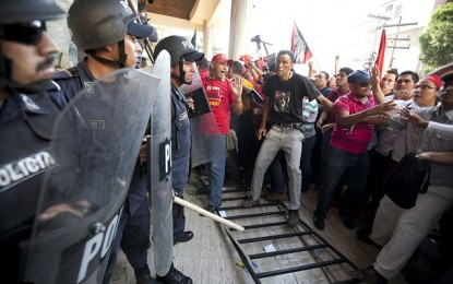 Safarrancho en el Congreso Nacional de Honduras