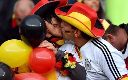 Alemania está en cuartos de final de Brasil 2014