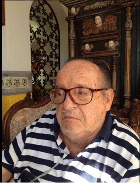 Roberto Gomez Bolaños (Chespirito) Reaparece en Foto