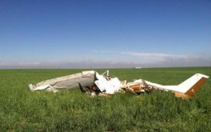 Un selfie es lo que podría haber causado este accidente de avión