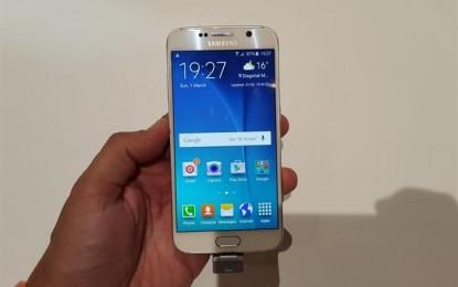 Primer encuentro con los nuevos Samsung Galaxy S6 y S6 Edge