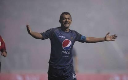 Amado Guevara se integra a los trabajos de la selección de Honduras