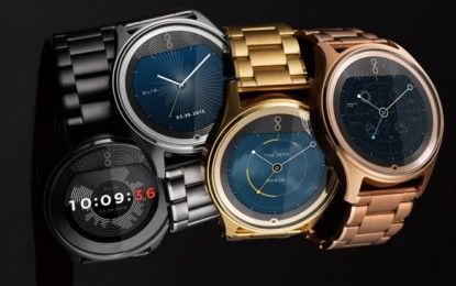 Olio pretende enseñar a Google y Apple cómo tiene que ser un smartwatch