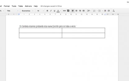 Ya puedes editar documentos con tu voz en Google Docs