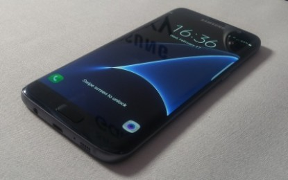 Samsung Galaxy S7: supercámara, sumergible y memoria de 200GB