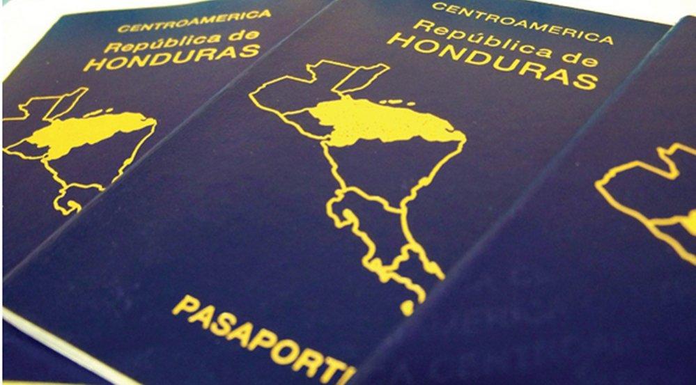 Visa_Pasaporte_Honduras