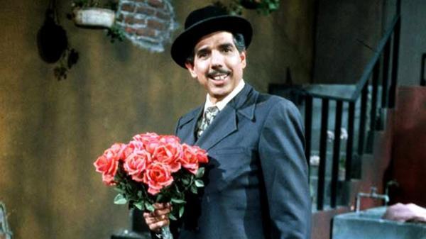 Murió Rubén Aguirre, famoso por su papel de «El Profesor Jirafales»