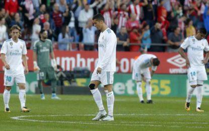 El peor Madrid desde el último de Mourinho