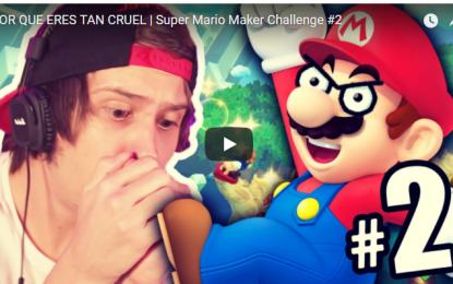El RubiusOMG: Por que eres tan cruel | Super Mario Maker