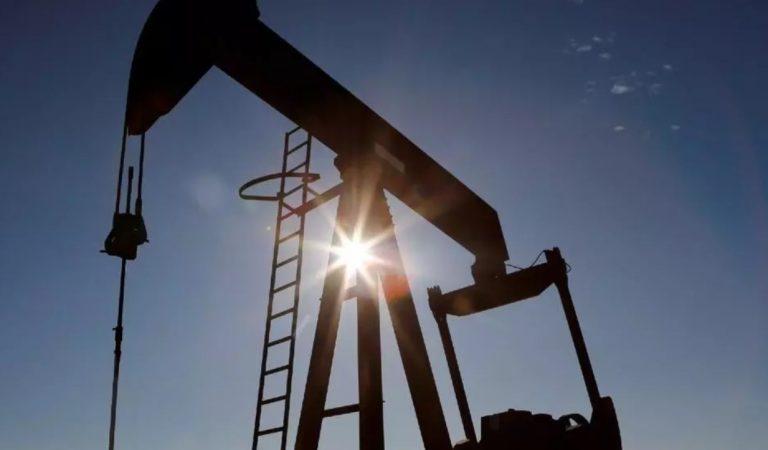 Precios del barril del petróleo en Estados Unidos en negativo